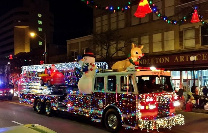 Ashland Christmas Parade 2019.Ashland Is The Best Winter Town In Kentucky