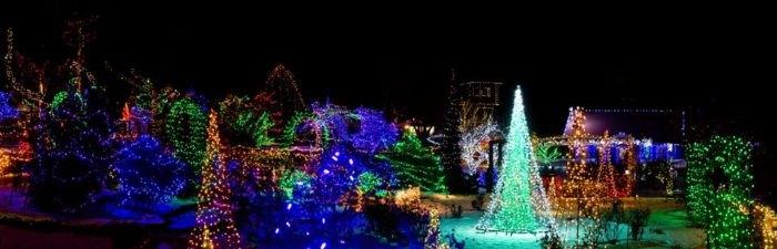 Christmas Lights Boise.11 Best Christmas Light Displays In Idaho 2016