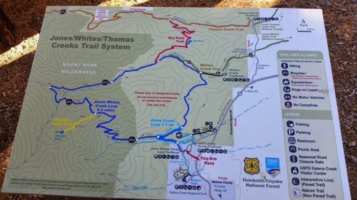 Galena Creek Regional Park