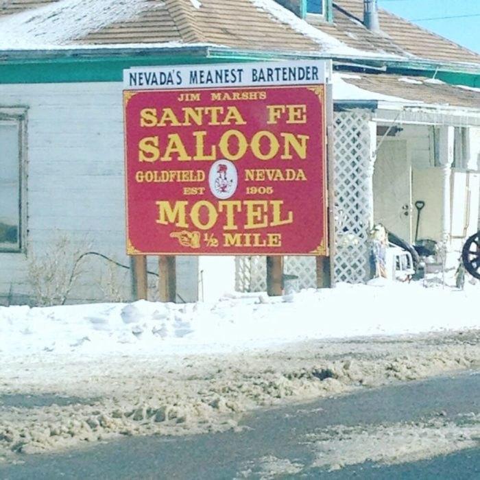 Santa Fe Saloon