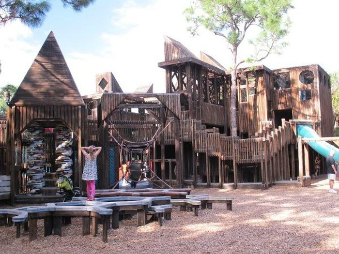 Sugar Sand Park In Boca Raton Might Be The Coolest Playground In Florida