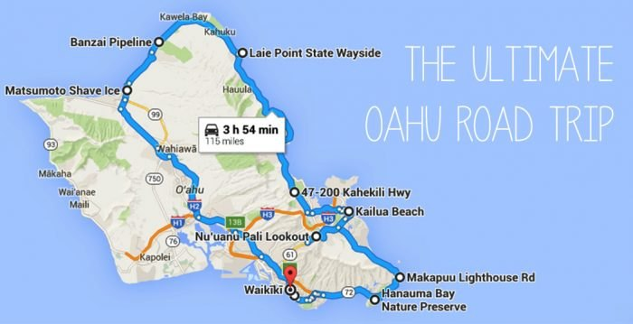 10 Unforgettable Road Trips To Take In Hawaii Before You Die