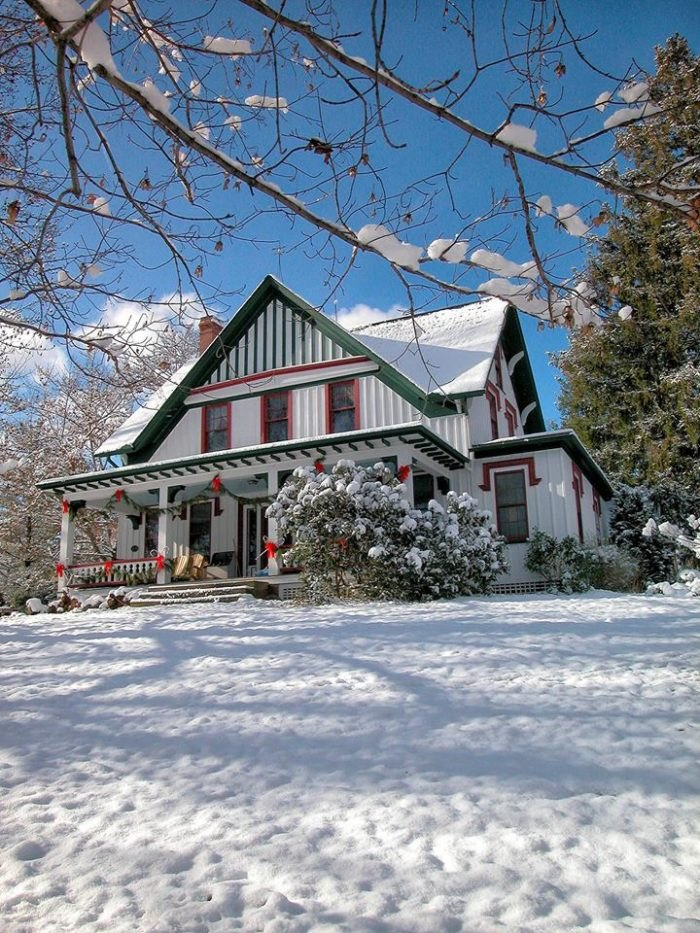 Christmas Towns Peninsula