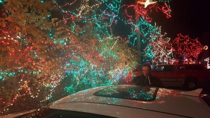 Christmas Towns Elyria