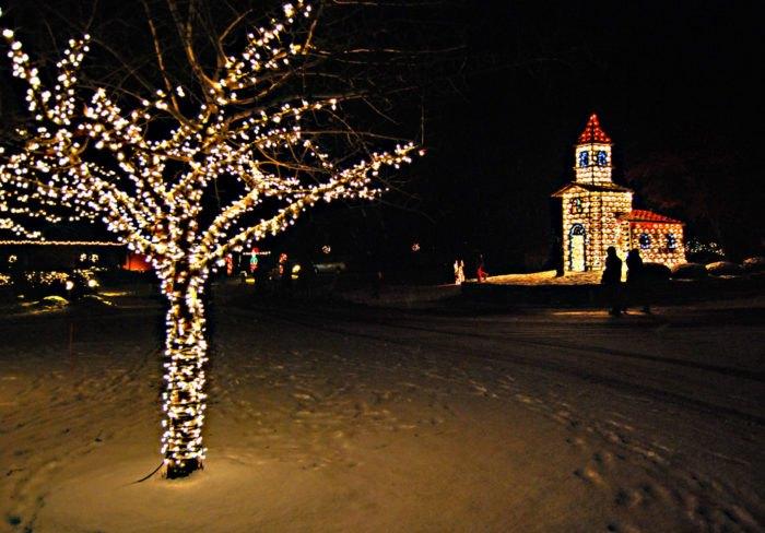 Christmas Towns LaGrange