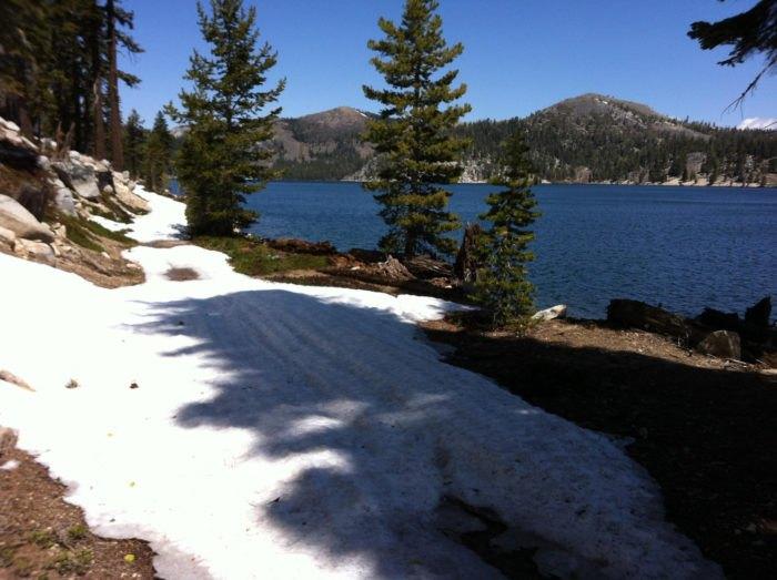 Marlette Lake Trail