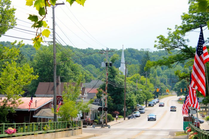 Small Towns Cleveland