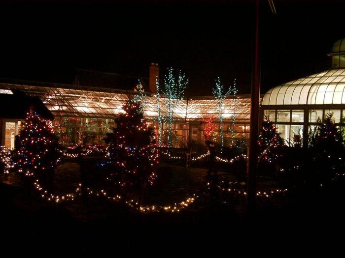 Christmas Towns Akron