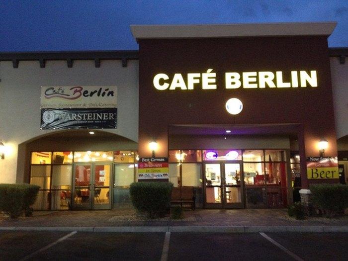 Cafe Berlin, Las Vegas