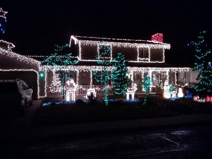 Christmas Lights Boise.Take This Road Trip To See The Best Christmas Light Displays