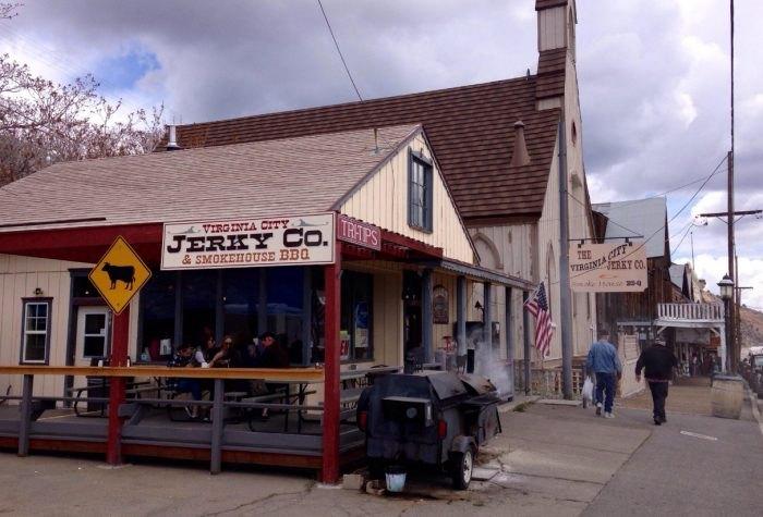 Virginia City Jerky Co & Smokehouse BBQ, Virginia City