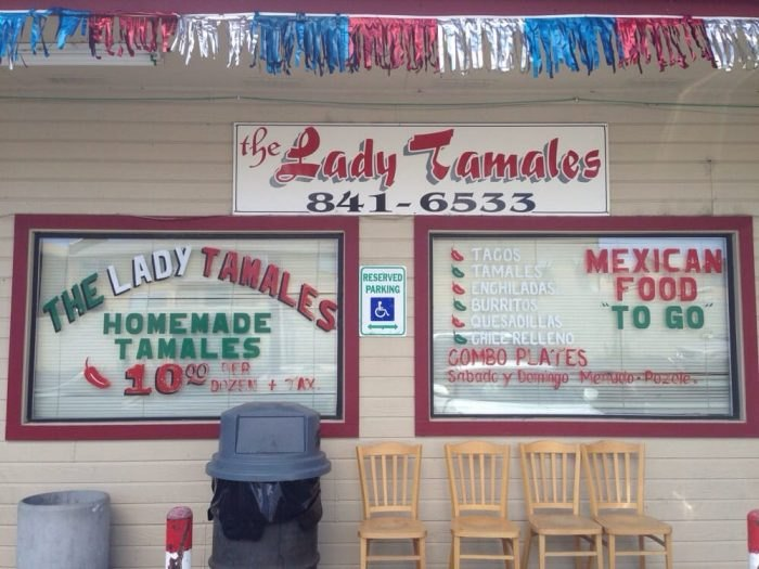The Lady Tamales, Carson City