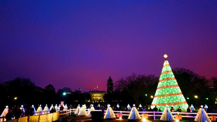 Christmas In Dc.The 12 Best Christmas Attractions In Washington Dc