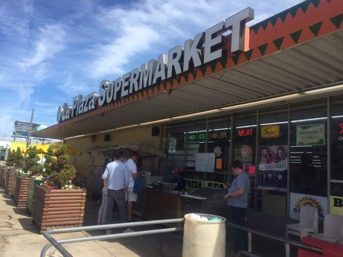 Under the Radar La Plaza Supermarket