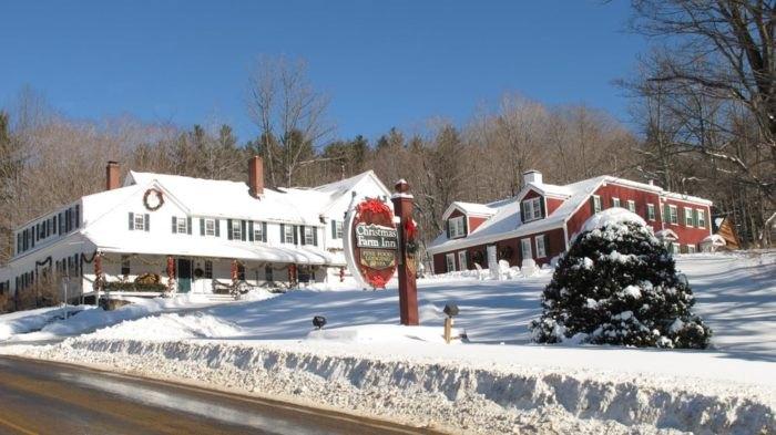 Christmas Farm Inn And Spa.The Christmas Farm Inn Is The New Hampshire Restaurant You