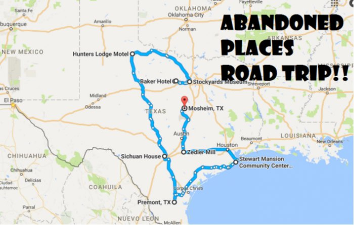 Map Of Texas Vacation Spots.16 Amazing Unforgettable Texas Road Trips To Take
