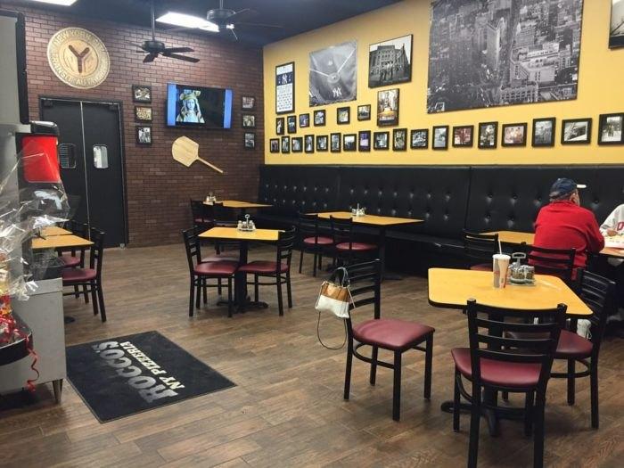 Rocco's NY Pizza & Pasta, Las Vegas