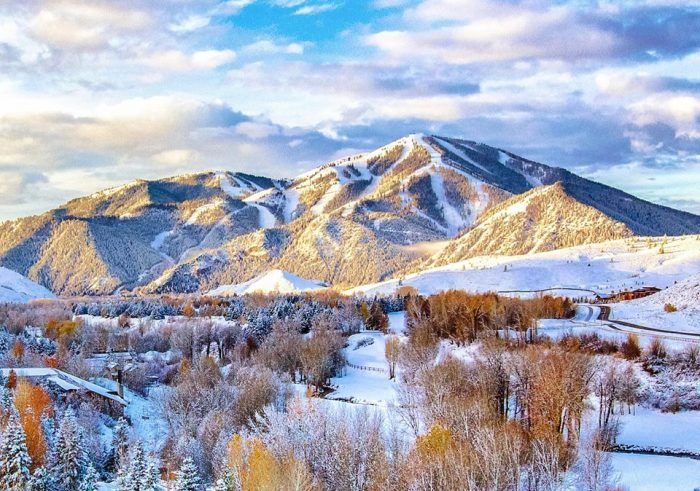 Top 10 International Travel Destinations: Idaho