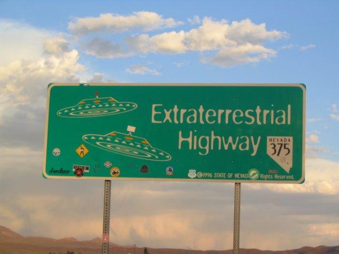 The Extraterrestrial Highway