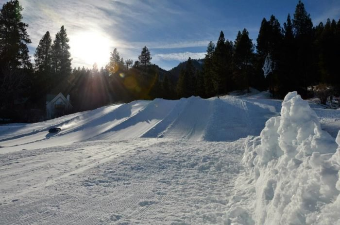 Here Are 12 Epic Sledding And Tubing Hills In Idaho