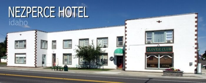 Idaho's Spooky and Historic Haunted Hotels