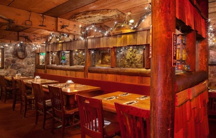 Western Themed Restaurants in Idaho