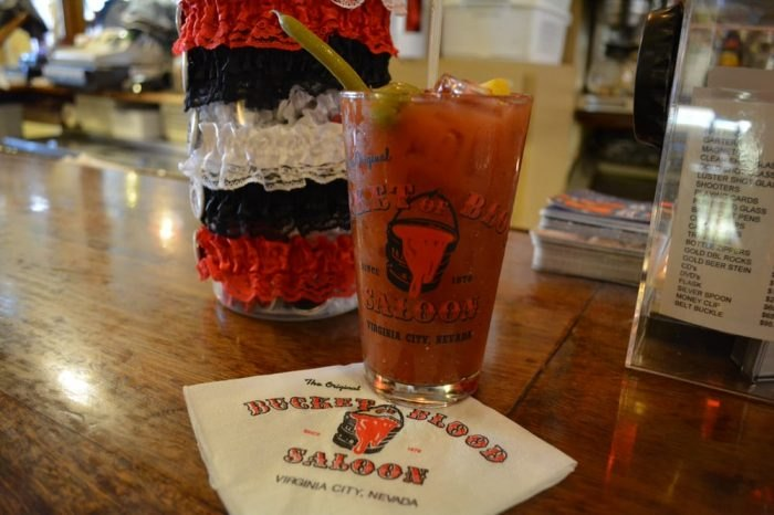 Bucket of Blood Saloon, Virginia City