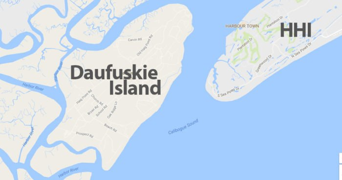 Daufuskie Island South Carolina Is A Village You Can Only Get To By on