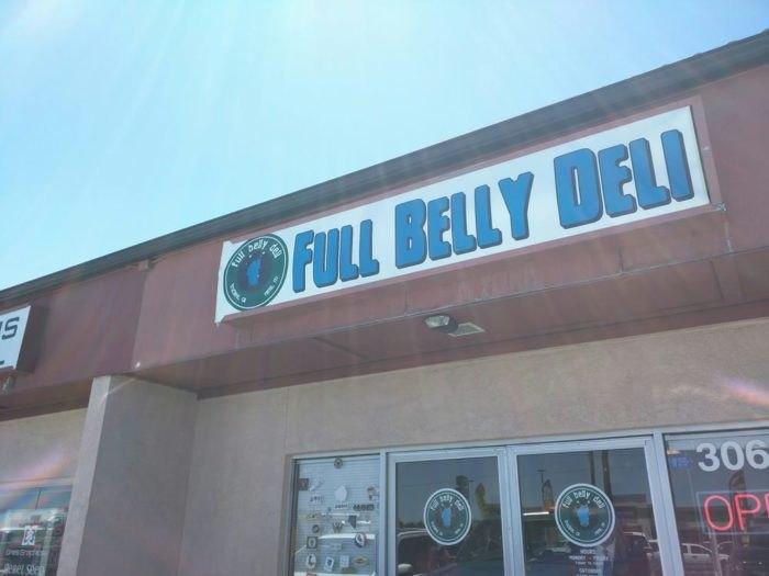 Full Belly Deli, Reno