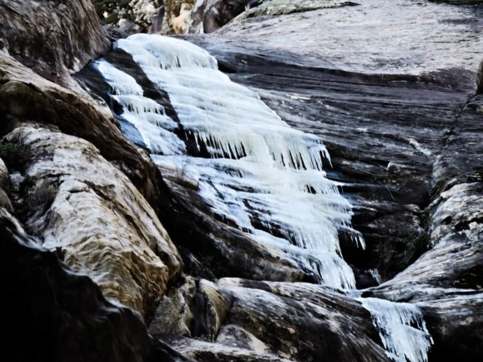 Ice Box Canyon