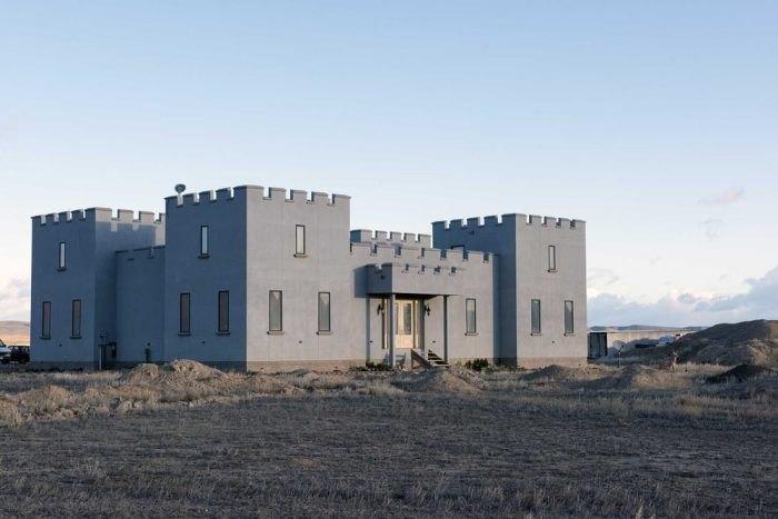 Paradise Ranch Castle