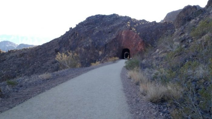 Railroad Tunnel Trail, Boulder City