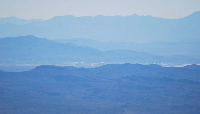 Tikaboo Valley and Peak