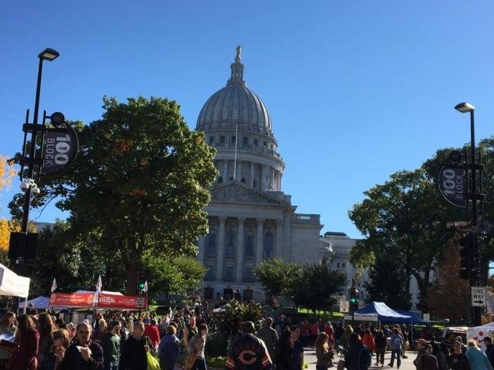 Voting For Dane County Farmers Market >> 17 Of The Best Farmers Markets In Wisconsin