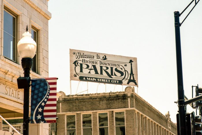 dating Paris TX dating forholdet trinn