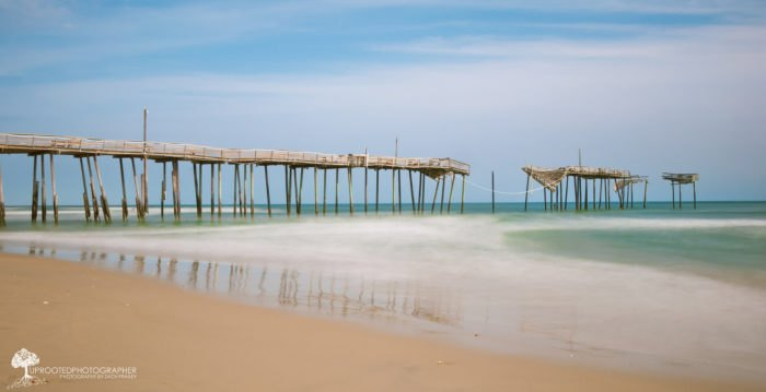 The Story Of The Abandoned Frisco Pier On The Outer Banks