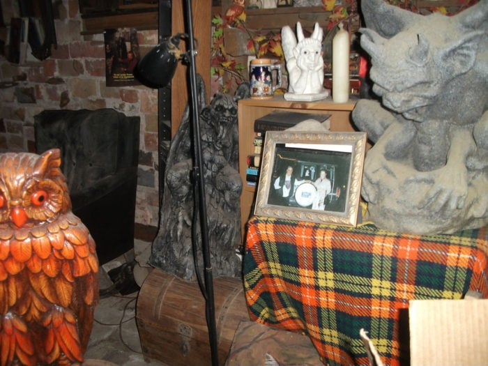 The Warren's Occult Museum In Connecticut Is Terrifying