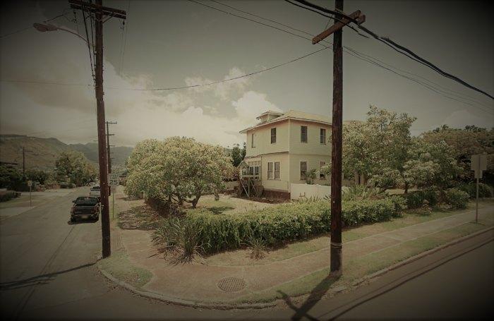 Awe Inspiring The Kaimuki House Is Easily Hawaiis Most Haunted House Download Free Architecture Designs Scobabritishbridgeorg
