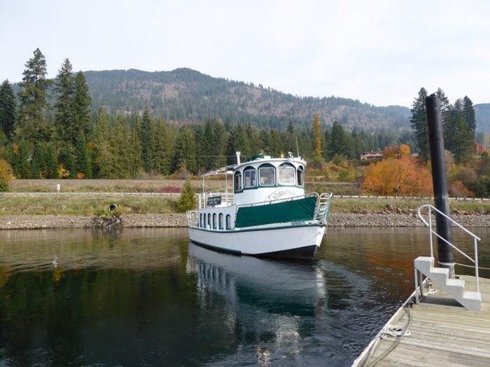 Lake Pend Oreille Cruise - Idaho