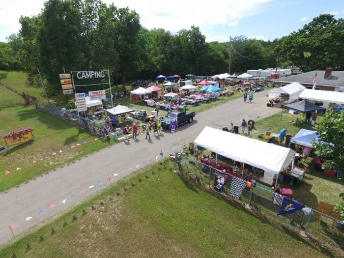 The Longest Yard Sale In The World In Ohio: 127 Yard Sale