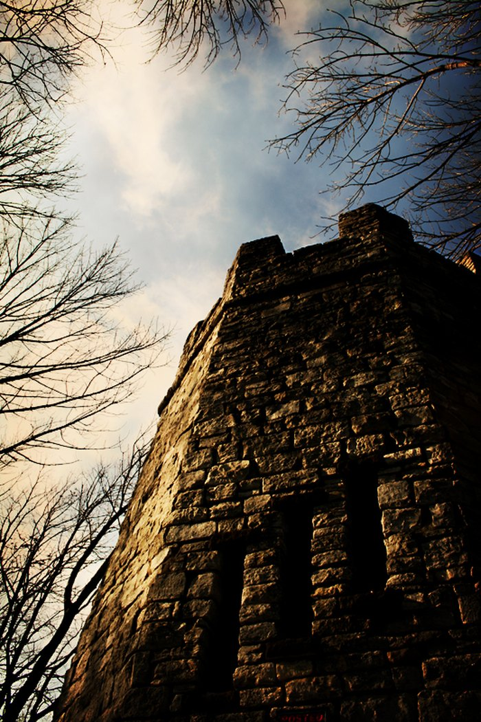The Deadly History Of Ohio's Castle Tower In Kettering
