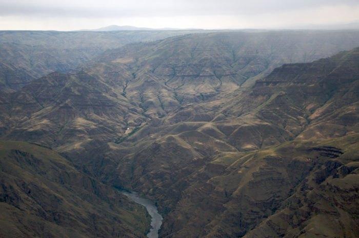 Hells Canyon - America's Deepest Canyon (Idaho)