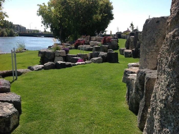 Japanese Friendship Garden at Sportsman Park, Idaho Falls