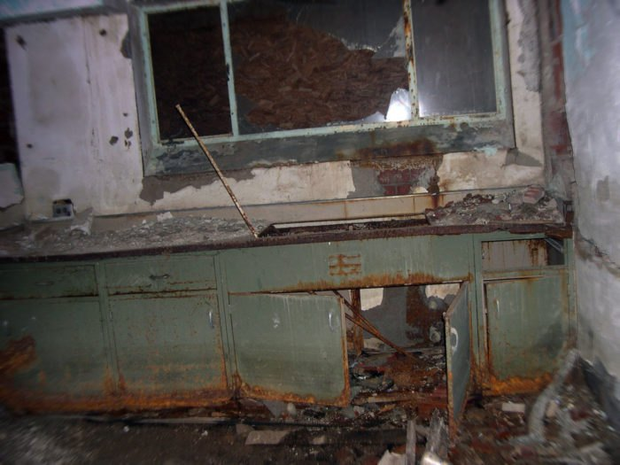 13 Photos Of Abandoned St  Vincent's Asylum In Oklahoma