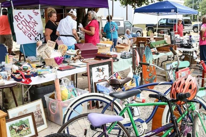 You'll Absolutely Love This 85 Mile Yard Sale Going Right