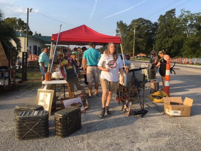 You'll Absolutely Love This 85 Mile Yard Sale Going Right Through