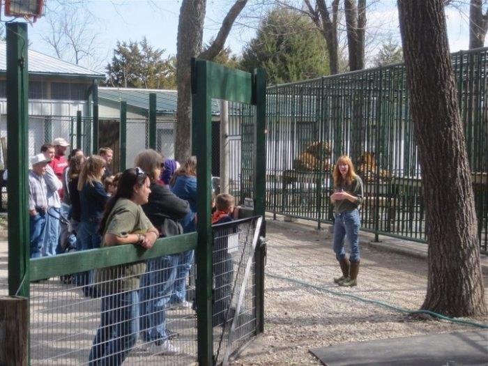 Not Many Know About This Exotic Animal Sanctuary Right Here