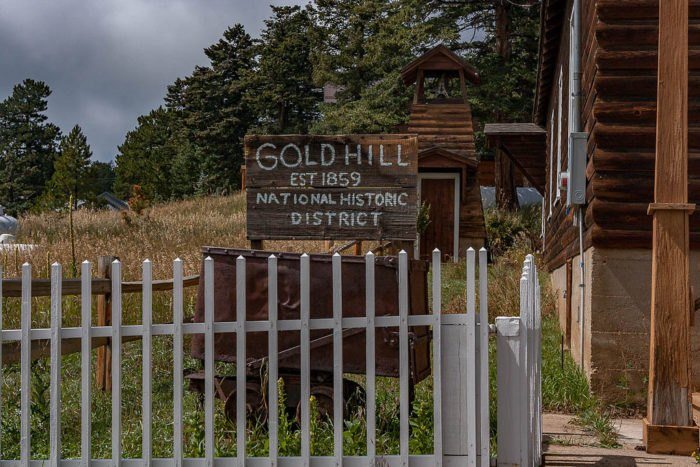 Gold Hill Is The Most Charming Town Near Denver