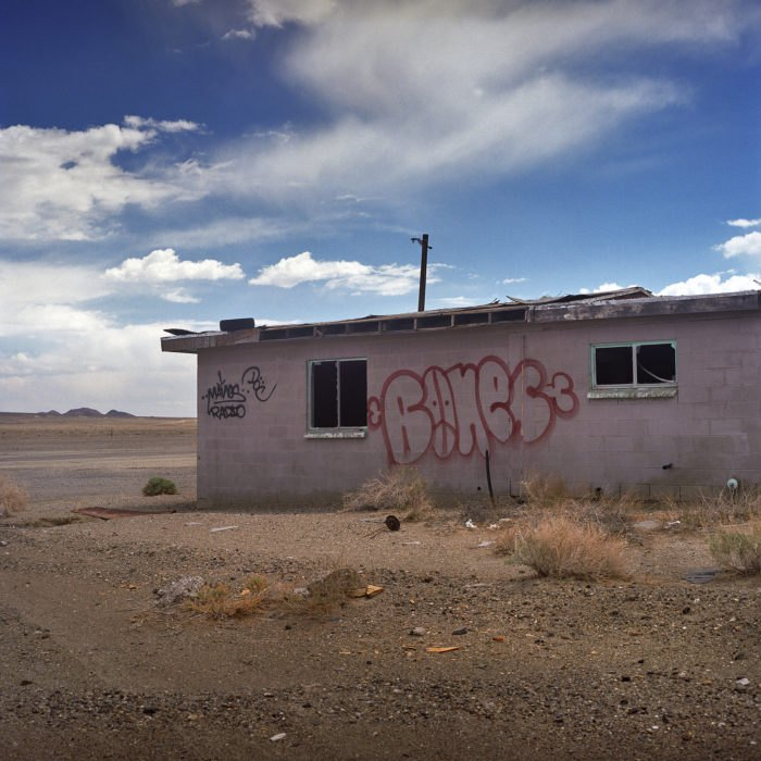 This Entire Town In Nevada Was Abruptly Abandoned And