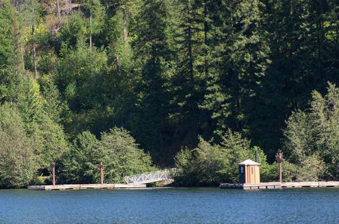 These Secluded Island Campgrounds In Idaho Are Positively